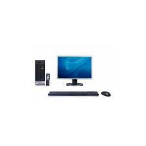 """Photo of HEWLETPACK S3340+20"""" L204WS Desktop Computer"""