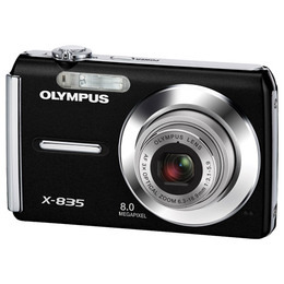 Olympus X-835/FE-320/C-560 Reviews