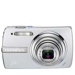 Olympus MJU 840 Reviews