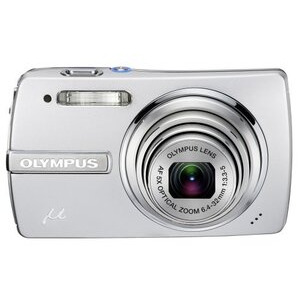 Photo of Olympus Mju 840 Digital Camera