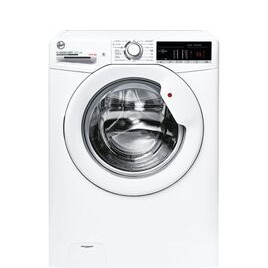 HOOVER H-Wash 300 H3D 496TE NFC 9 kg Washer Dryer - White Reviews