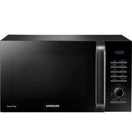 SAMSUNG MC28H5125AK/EF Microwave with Grill - Black Reviews