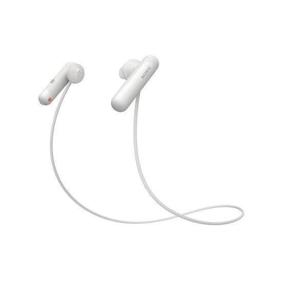 Sony WI-SP500 Wireless Bluetooth Sports Earphones - White