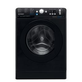 Indesit Innex BWA 81683X K UK N Washing Machine - Black Reviews