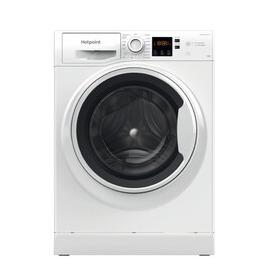 Hotpoint NSWA 1043C WW UK N Washing Machine - White Reviews