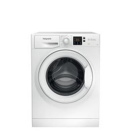 Hotpoint NSWF 743U W UK N Washing Machine - White Reviews