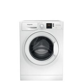 Hotpoint NSWM 843C W UK N Washing Machine - White Reviews