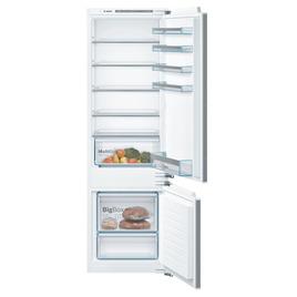 Bosch Serie 4 KIV87VSF0G Integrated 70/30 Fridge Freezer - Sliding Hinge Reviews