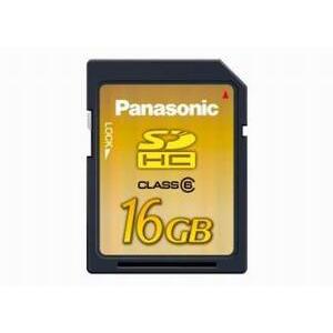 Photo of Panasonic RPSDV16GE1K Memory Card