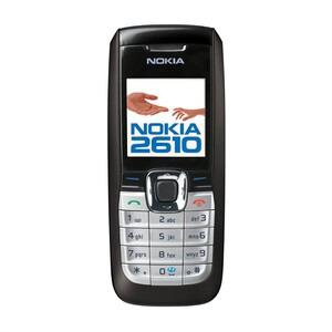 Photo of Nokia 2610 Mobile Phone