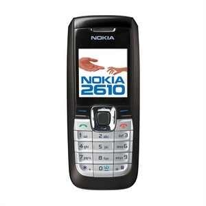 Photo of Nokia 2610 Mobile Phone