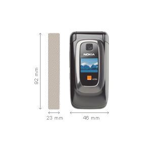 Photo of Nokia 6086 Mobile Phone