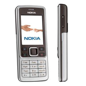 Photo of Nokia 6301 Mobile Phone