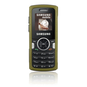 Photo of Samsung Solid M110 Mobile Phone