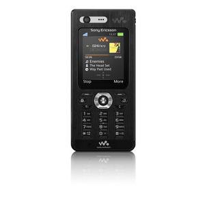Photo of Sony Ericsson W880 Mobile Phone