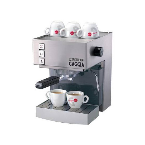 Gaggia Cubika 74511 Reviews Compare Prices And Deals Reevoo