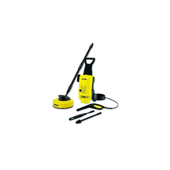 Karcher K3.99M Plus & T100 120 Bar 330ltr Patio Cleaner