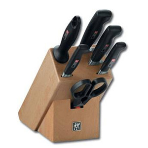 Photo of Henckels Four Star 7 Piece Knife Block Kitchen Utensil