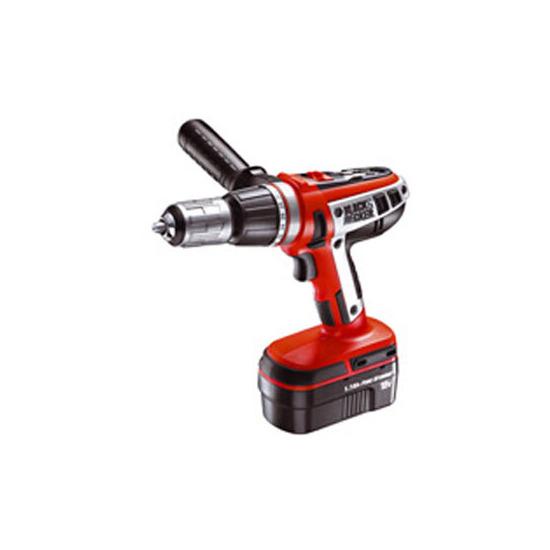 Black and Decker 18v Cordless Hammer Drill