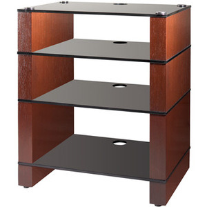 Photo of Blok 400 Walnut HiFi Stand TV Stands and Mount