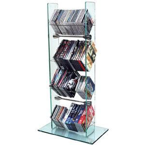 Photo of Futureglass MSMGM Glass CD & DVD Storage CD and DVD Storage