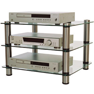 Photo of Optimum Prelude OPT-3000SL Slimline HiFi Stand Audio Accessory