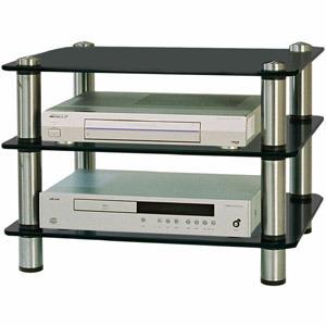 Photo of Optimum Prelude OPT-3000SLB Slimline HiFi Stand Audio Accessory
