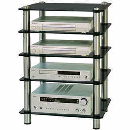 Optimum Prelude OPT-5500B Hifi Stand Reviews