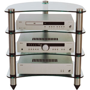 Photo of Optimum Premier OPT-490 HiFi Stand TV Stands and Mount