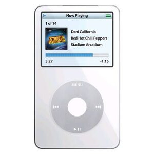 Photo of Apple iPod Classic 80GB 5TH Generation MP3 Player