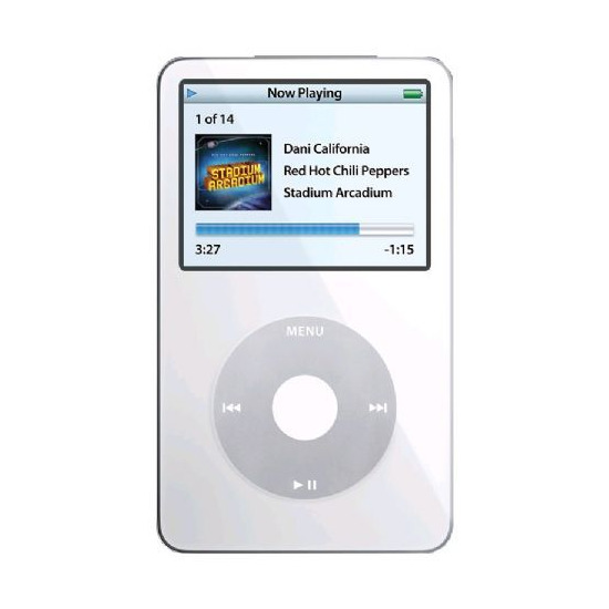 Apple iPod Classic 80GB 5th Generation