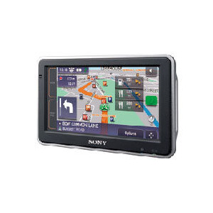 Photo of Sony NV-U83 Satellite Navigation