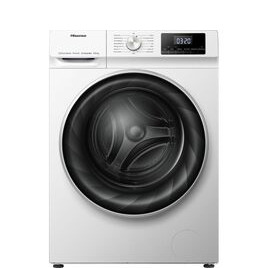 HISENSE WDQY9014EVJM 9 kg Washer Dryer - White Reviews