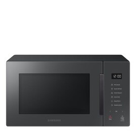 Samsung MS23T5018AC 23L Charcoal 800w Solo Microwave Oven