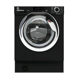 Hoover H-Wash 300 HBWS49D1ACBE Integrated 9 kg 1400 Spin Washing Machine - Black Reviews