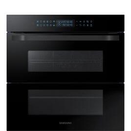 SAMSUNG Dual Cook Flex NV75R7646RB Electric Oven - Black Reviews
