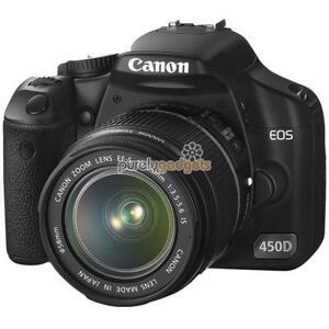 Photo of Canon EOS 450D With 18-55MM Lens Digital Camera