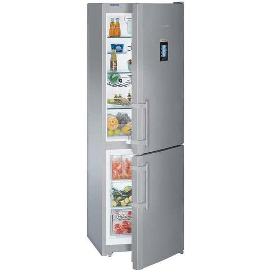 Liebherr CNES3556 fridge-freezer