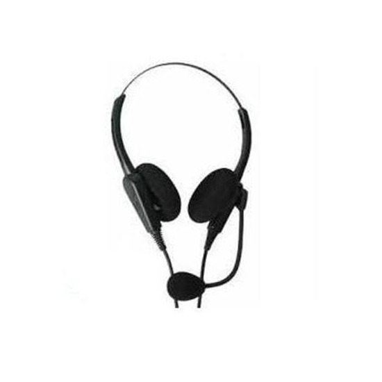 Agent 400 Binaural Noise Cancelling Headset