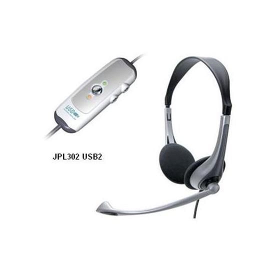 JPL 302 USB2 Stereo Headset