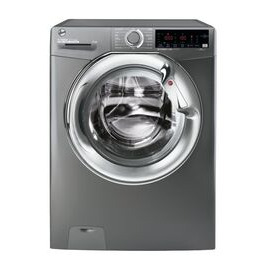 Hoover H-Wash 300 H3WS68TAMCGE NFC 8 kg 1600 Spin Washing Machine - Graphite Reviews