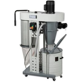 AXMINSTER TRADE AT154CEH 1.5HP CYCLONE EXTRACTOR
