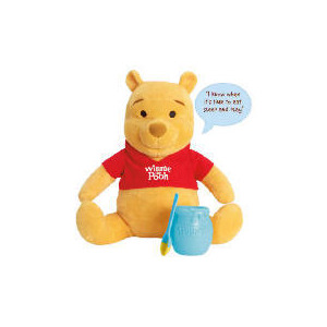 Photo of Winnie The Pooh Interactive Friend Toy