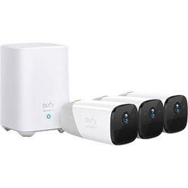 Eufy Cam 2 Pro 2K WiFi Security Camera System - 3 Cameras Reviews