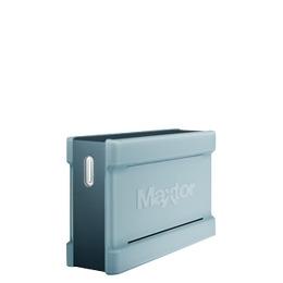 "Maxtor OneTouch III FireWire 400 and USB 2.0 - Hard drive - 500 GB - external - 3.5"" - FireWire / Hi-Speed USB - 7200 rpm - buffer: 16 MB Reviews"