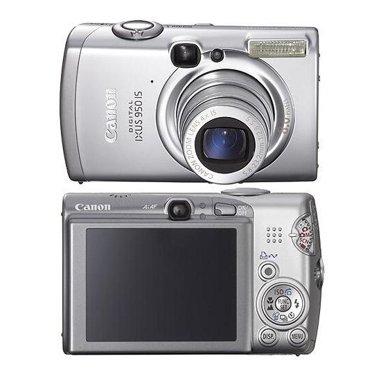 Canon Digital IXUS 950IS