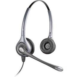 Plantronics H361 Noise Cancelling Supraplus Binaural Headset Reviews