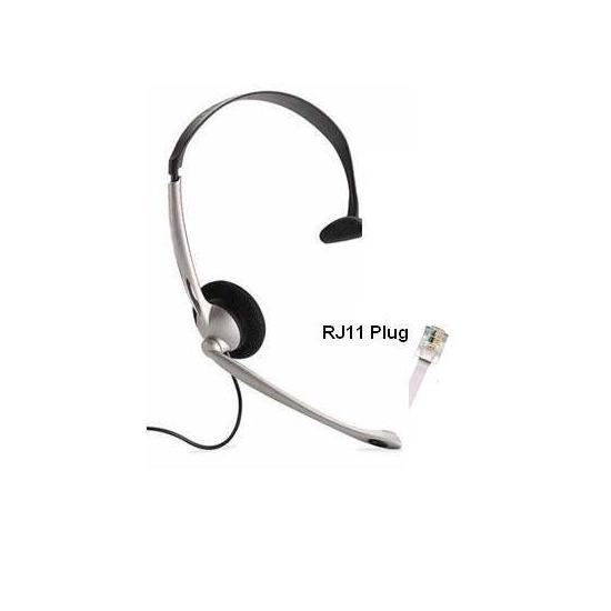 JPL M110 RJ11 Headset
