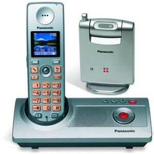 Photo of Panasonic 9140 (KXTG 9140) ES DECT CAMERA Ansaphone Landline Phone