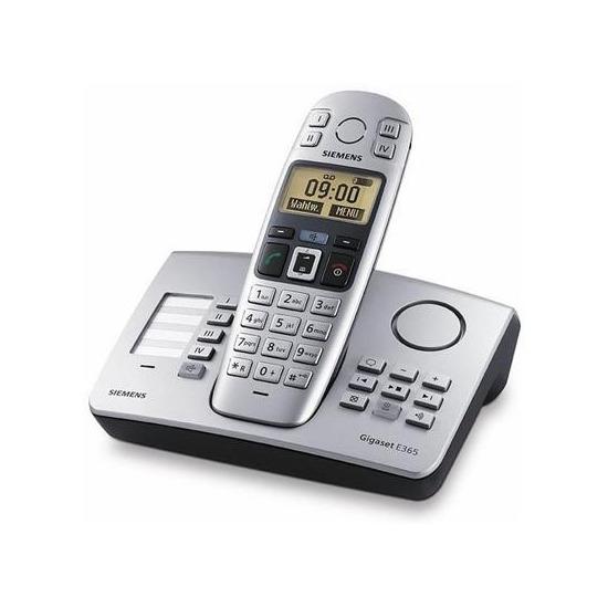 Siemens Gigaset E365 Big Button DECT AnsaPhone